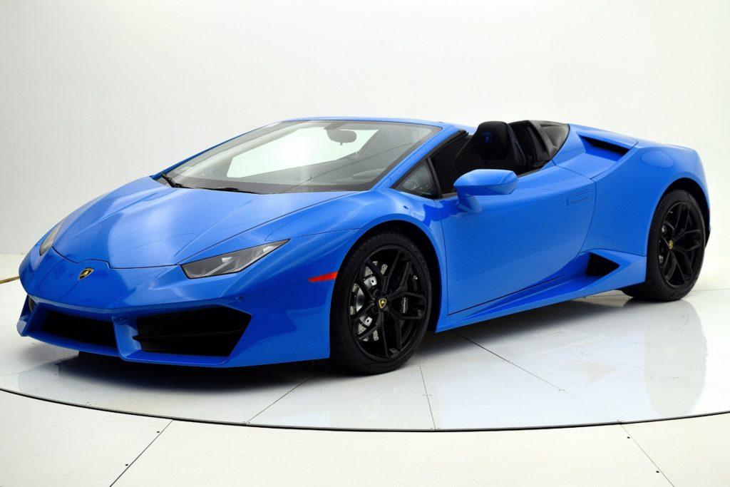 Lamborghini Huracán 610 Convertible