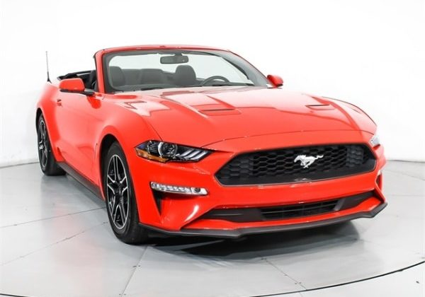 2018 Ford Mustang GT 5.0 Convertible