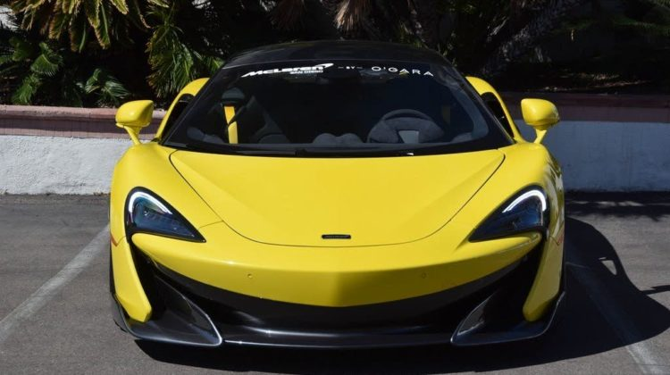 McLaren 600LT Convertible